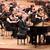 イメージ:福岡市医師会オーケストラ1200人の前で3曲演奏