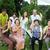 イメージ:里山ガーデンで最期まで生きる力を育む
