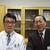 イメージ:市立東大阪医療センター 谷口 和博 理事長 / 辻井 正彦 院長・副理事長