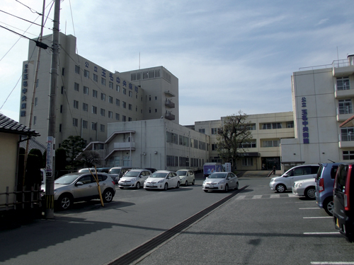 公立 玉名 中央 病院