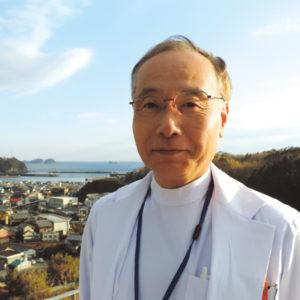 徳島県立海部病院  坂東 弘康 院長