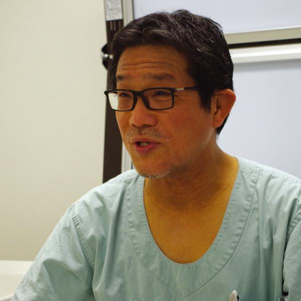 鳥取大学医学部器官制御外科学講座麻酔・集中治療医学分野  稲垣 喜三 教授