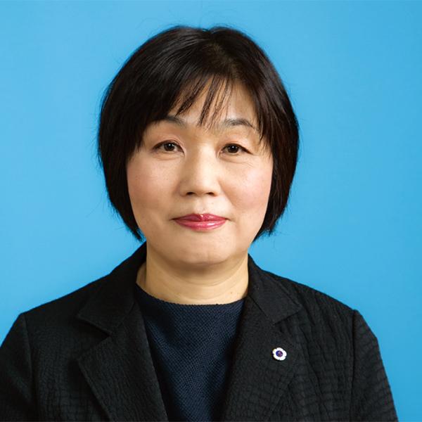 島根県看護協会 会長 秦 美恵子