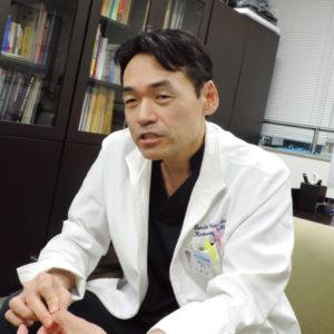 熊本大学大学院生命科学研究部心臓血管外科学 福井 寿啓 教授