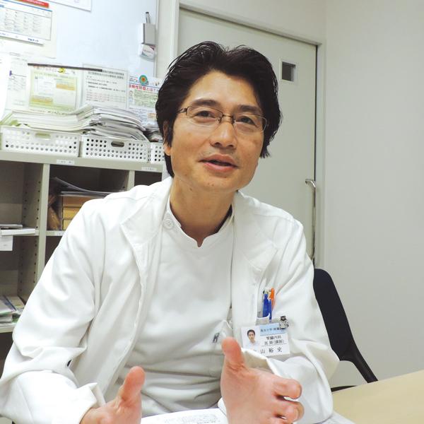 熊本大学大学院生命科学研究部  腎臓内科学 中山 裕史 講師