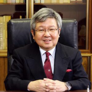 産業医科大学 学長 東 敏昭