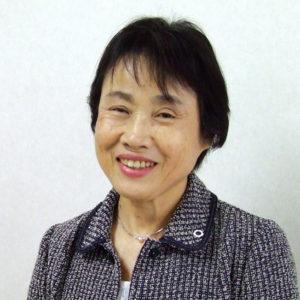 長崎県看護協会 会長 副島 都志子