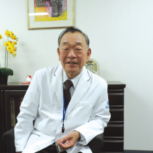 桑名市総合医療センター 竹田 寬 理事長・統括病院長