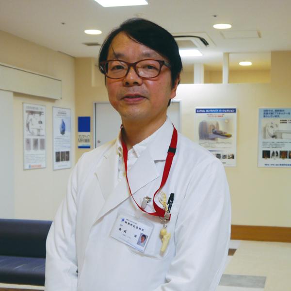 医療法人 伊豆七海会 熱海所記念病院  金井 洋 院長