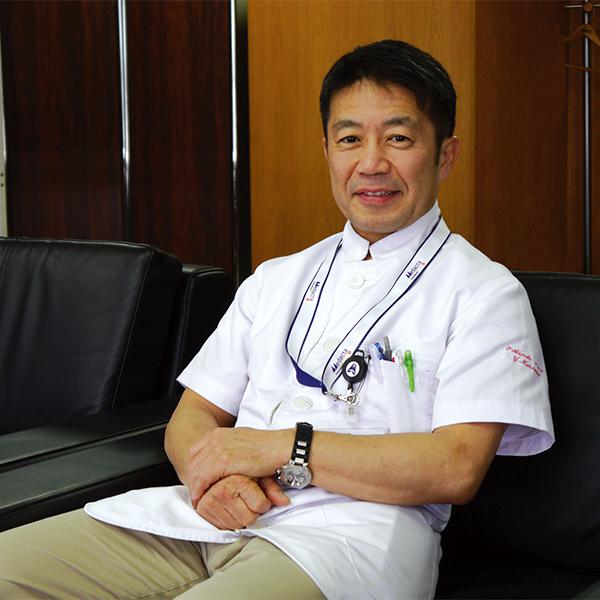 浜松医科大学整形外科学講座 教授 浜松医科大学医学部附属病院 松山 幸弘 病院長