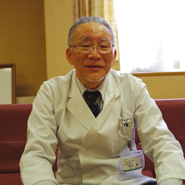 雲南市立病院 松井 譲 病院事業管理者