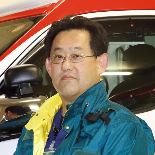 高知医療センター 救命救急センター 西田 武司 センター長