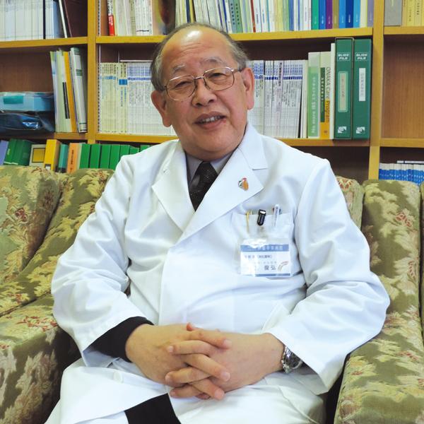 地方独立行政法人 芦屋中央病院  櫻井 俊弘 理事長・病院長
