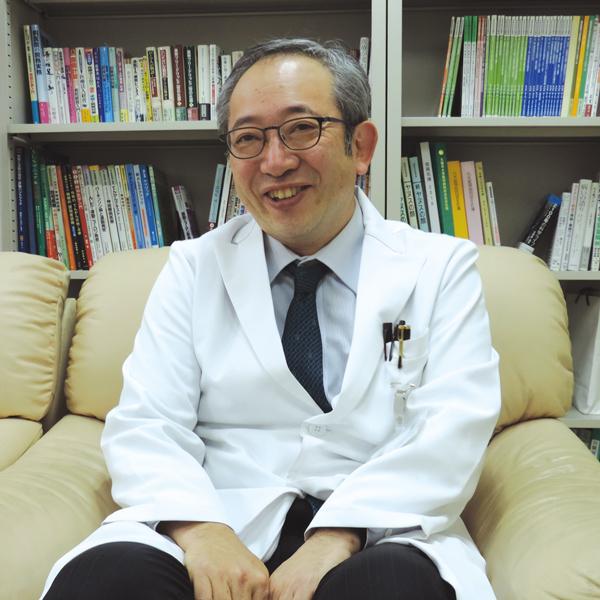 医療法人財団華林会 村上華林堂病院 菊池 仁志 理事長