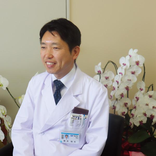 高知大学医学部神経精神科学教室 數井 裕光 教授