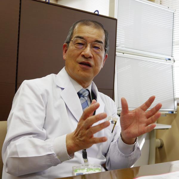 独立行政法人国立病院機構 愛媛医療センター 岩田 猛 院長