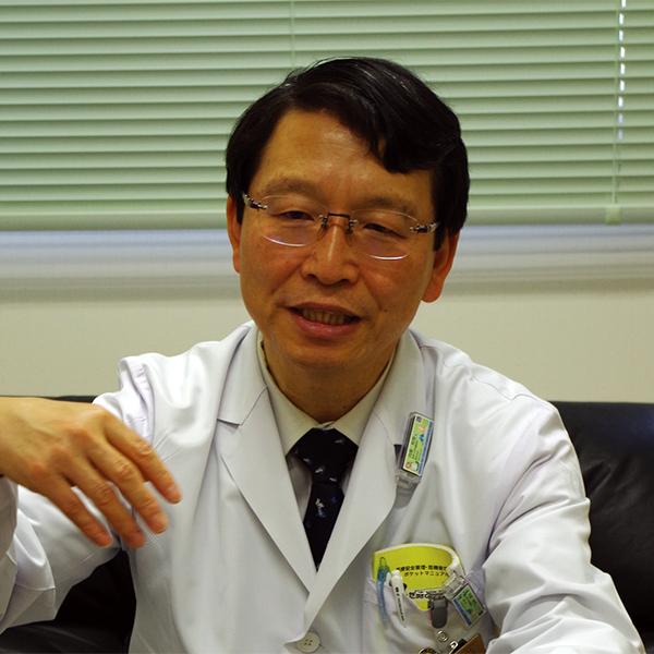 日本整形外科学会 理事 島根大学医学部整形外科学教室 内尾 祐司 教授