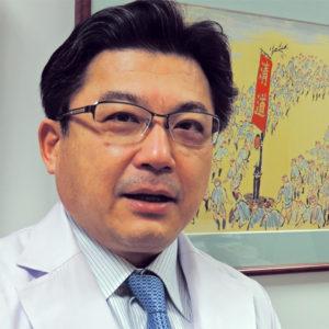日本脳神経外科学会 理事 九州大学大学院医学研究院 脳神経外科 飯原弘二教授