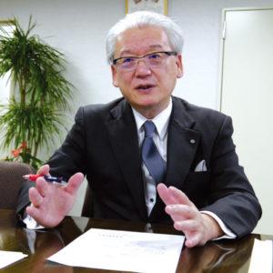 東京慈恵会医科大学附属病院 丸毛 啓史 病院長