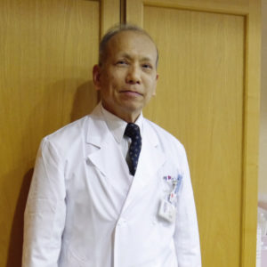 静岡赤十字病院 磯部 潔 院長