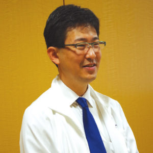 鳥取大学医学部感覚運動医学講座耳鼻咽喉・頭頸部外科学分野 藤原 和典 准教授
