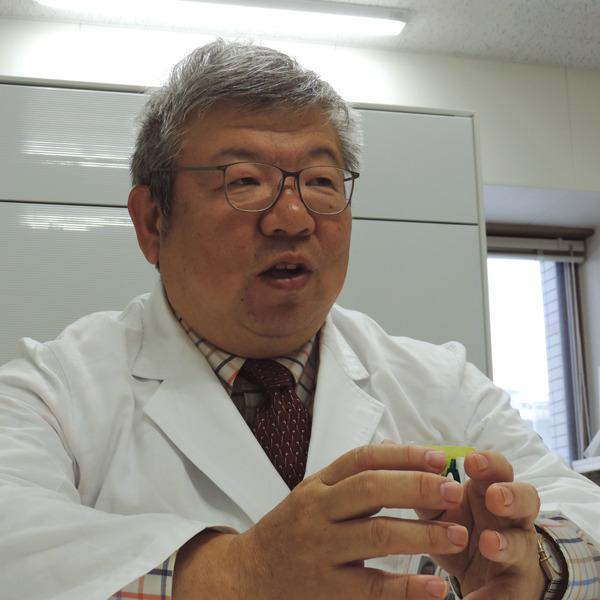 九州大学大学院医学研究院耳鼻咽喉科学教室 中川 尚志 教授