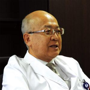 東海大学医学部付属病院 飯田 政弘 病院長
