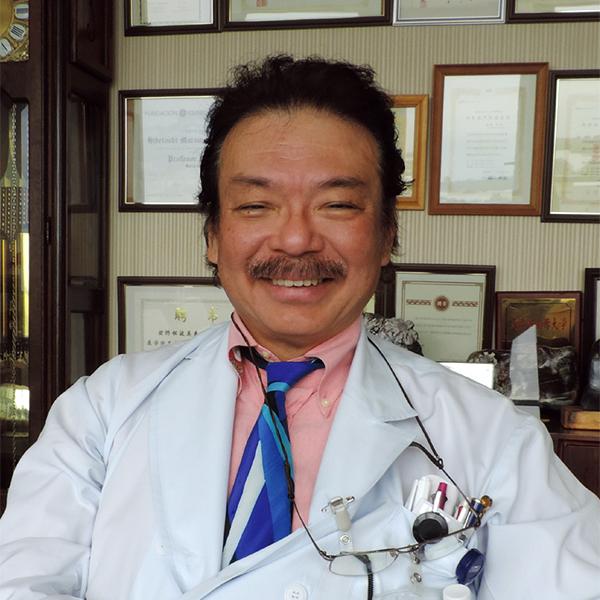 社会医療法人蘇西厚生会 松波総合病院 松波 英寿 理事長