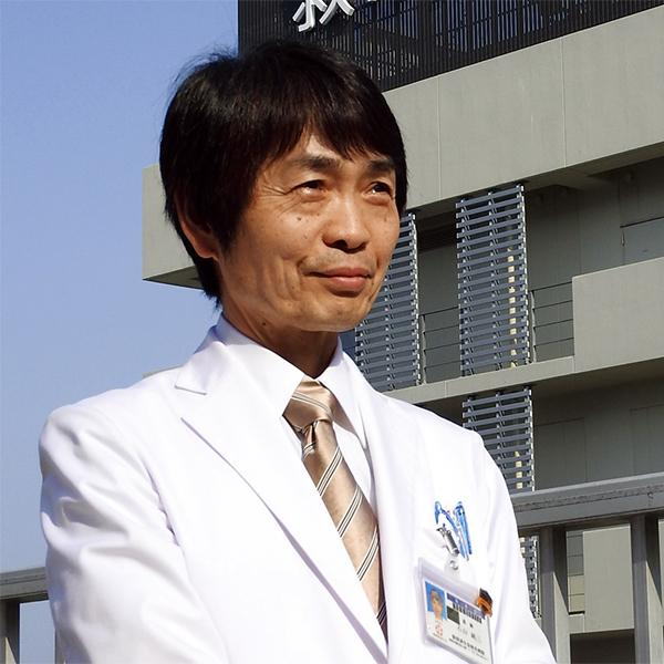 静岡済生会総合病院 石山 純三 病院長