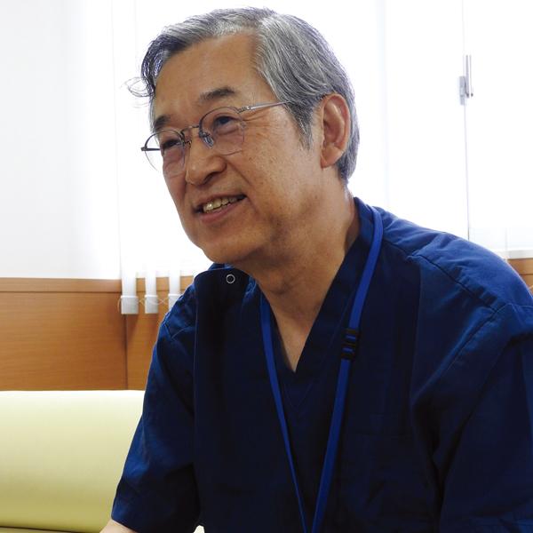 広島県厚生農業協同組合連合会 尾道総合病院 杉田 孝 病院長