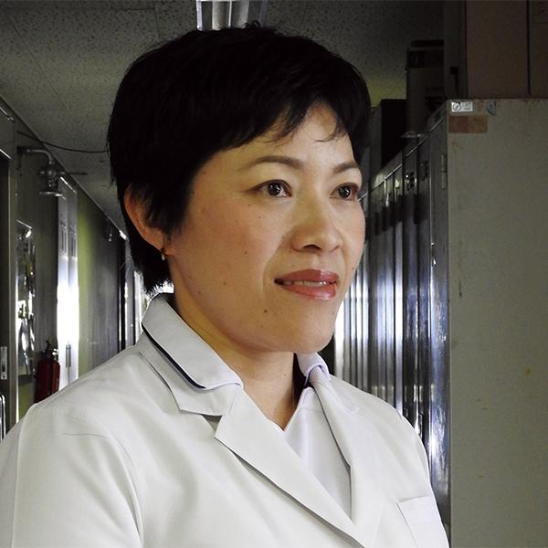 琉球大学大学院医学研究科医科学専攻整形外科学講座 東 千夏 講師