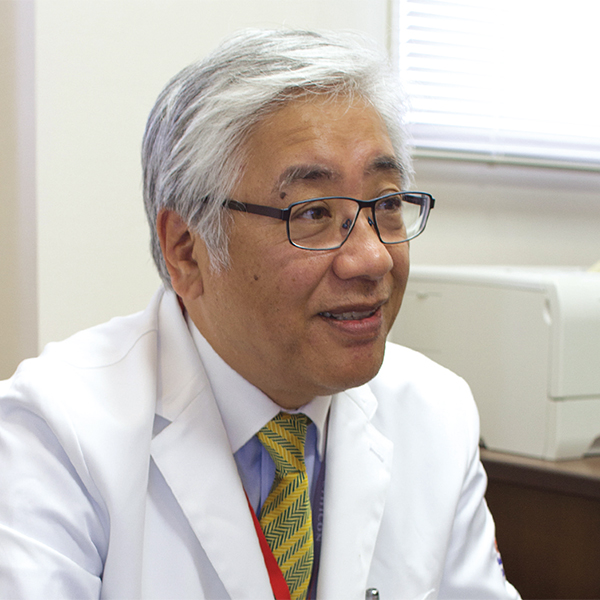 神奈川県済生会横浜市東部病院 三角 隆彦 病院長