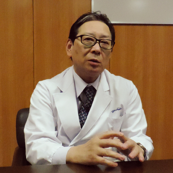岐阜大学医学部附属病院 吉田 和弘 病院長