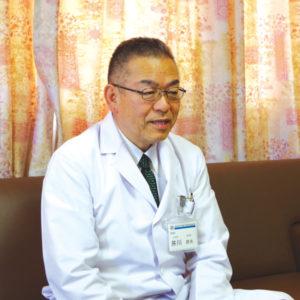 島根大学医学部附属病院 井川 幹夫 病院長