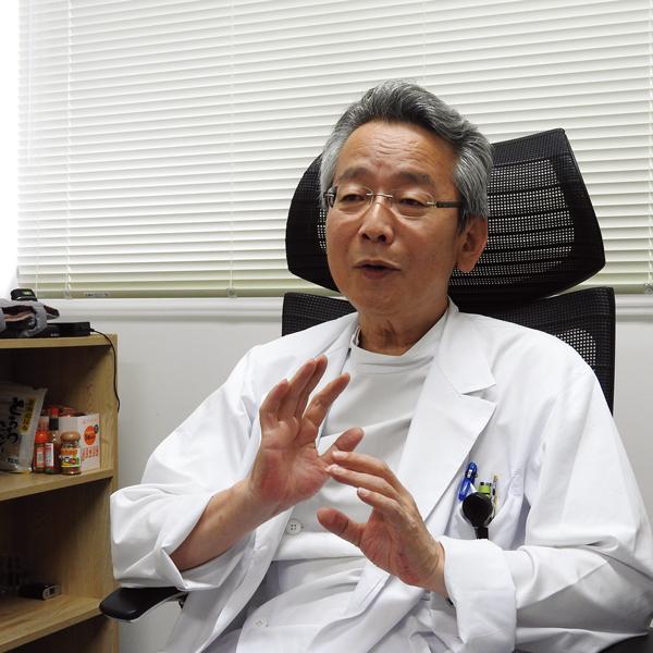 岡山大学病院ジェンダーセンター 難波 祐三郎 教授