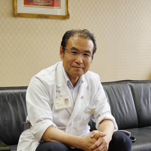 独立行政法人地域医療機能推進機構 りつりん病院 大森 浩二 院長