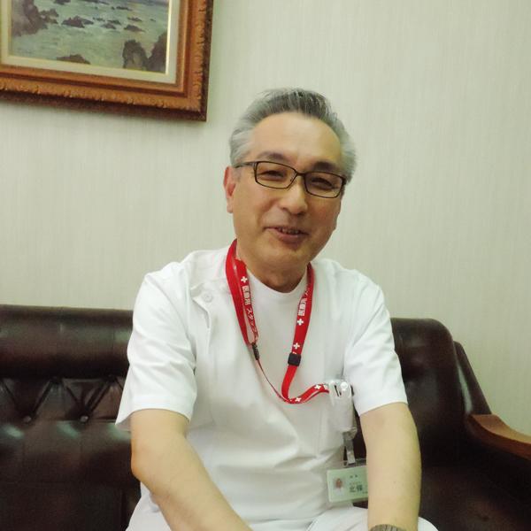 愛媛県立新居浜病院 北條 禎久 院長