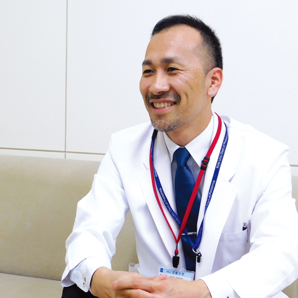 近畿大学医学部小児科学教室 杉本 圭相 主任教授