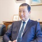 秦野赤十字病院 田中 克明 病院長