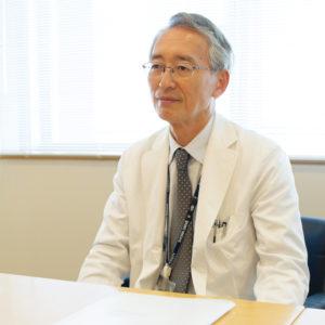 昭和大学横浜市北部病院 門倉 光隆 病院長