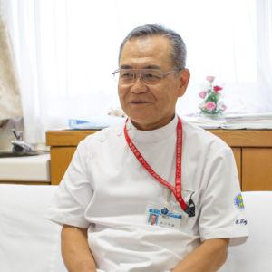 聖マリアンナ医科大学横浜市西部病院 田口 芳雄 病院長