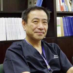 徳島大学大学院医歯薬学研究部 消化器・移植外科学 島田 光生 教授