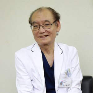 医療法人禄寿会 小禄病院 髙江洲 良一 理事長