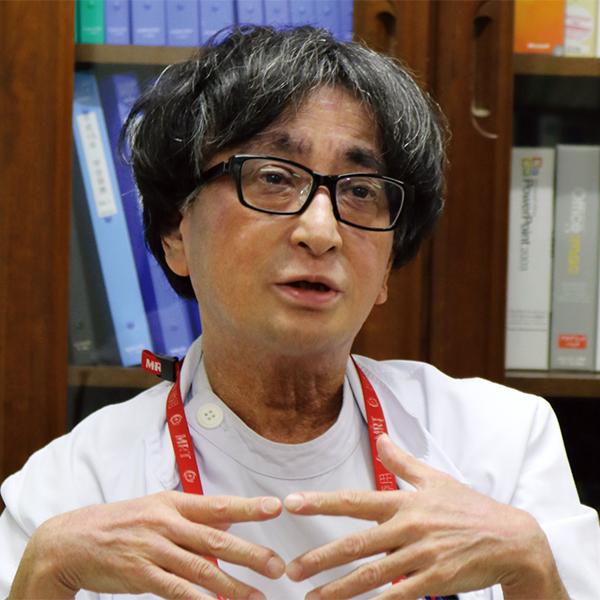 宮崎大学医学部外科学講座 呼吸器・乳腺外科 富田 雅樹 病院教授