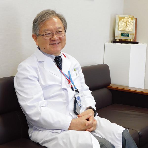 千葉徳洲会病院 加納 宣康 院長