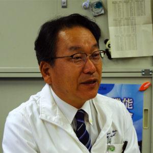 鳥取大学医学部器官制御外科学講座 腎泌尿器学分野 武中 篤 教授