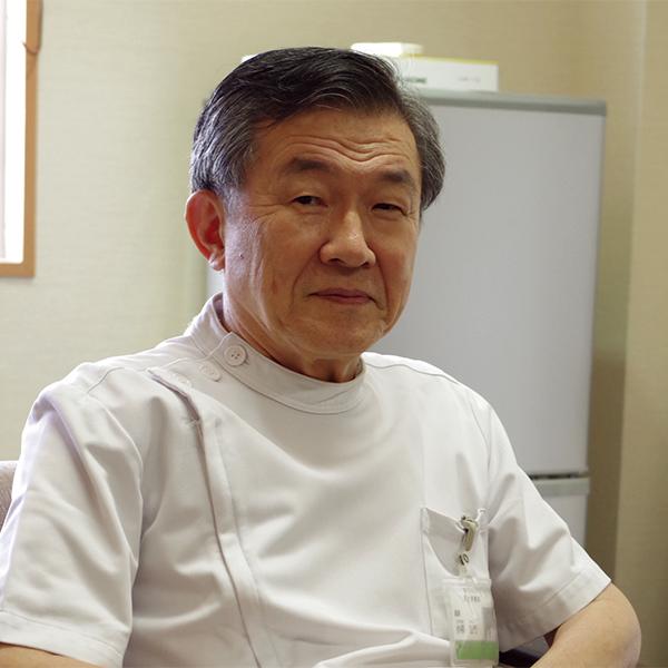 社会医療法人 原土井病院 小柳 左門 病院長