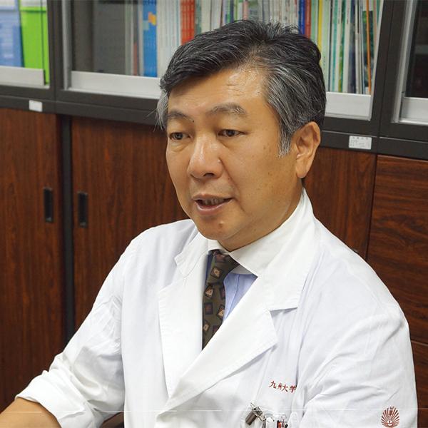九州大学大学院 医学研究院泌尿器科学分野 江藤 正俊 教授