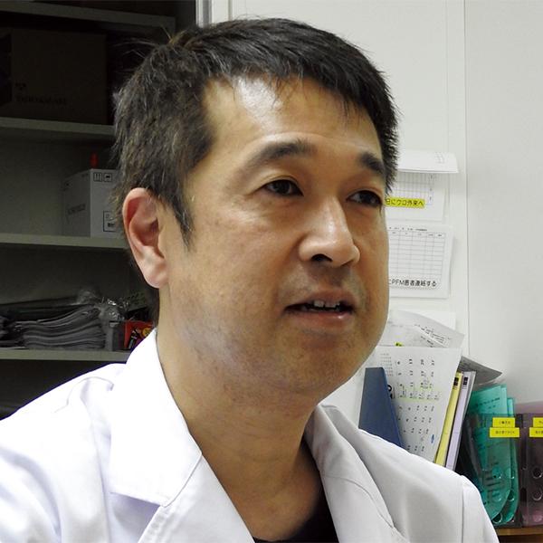 岐阜赤十字病院 泌尿器科・ウロギネセンター 三輪 好生 部長・センター長