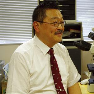 鳥取大学医学部感覚運動医学講座 皮膚病態学分野 山元 修 教授